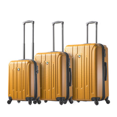 Crosetti Hardside Spinner Luggage Set (3 Pieces)