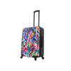 Duaiv Splash Colorful Luggage - 24""
