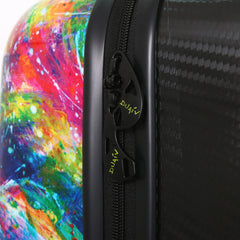 Duaiv Splash Colorful Luggage - 28