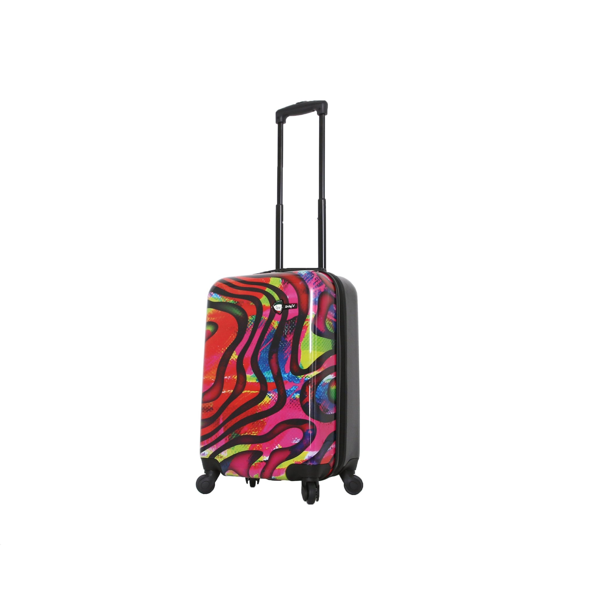 "Duaiv Zebre 20"" Carry On Luggage"