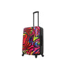 "Duaiv Zebre 24"" Spinner Luggage"