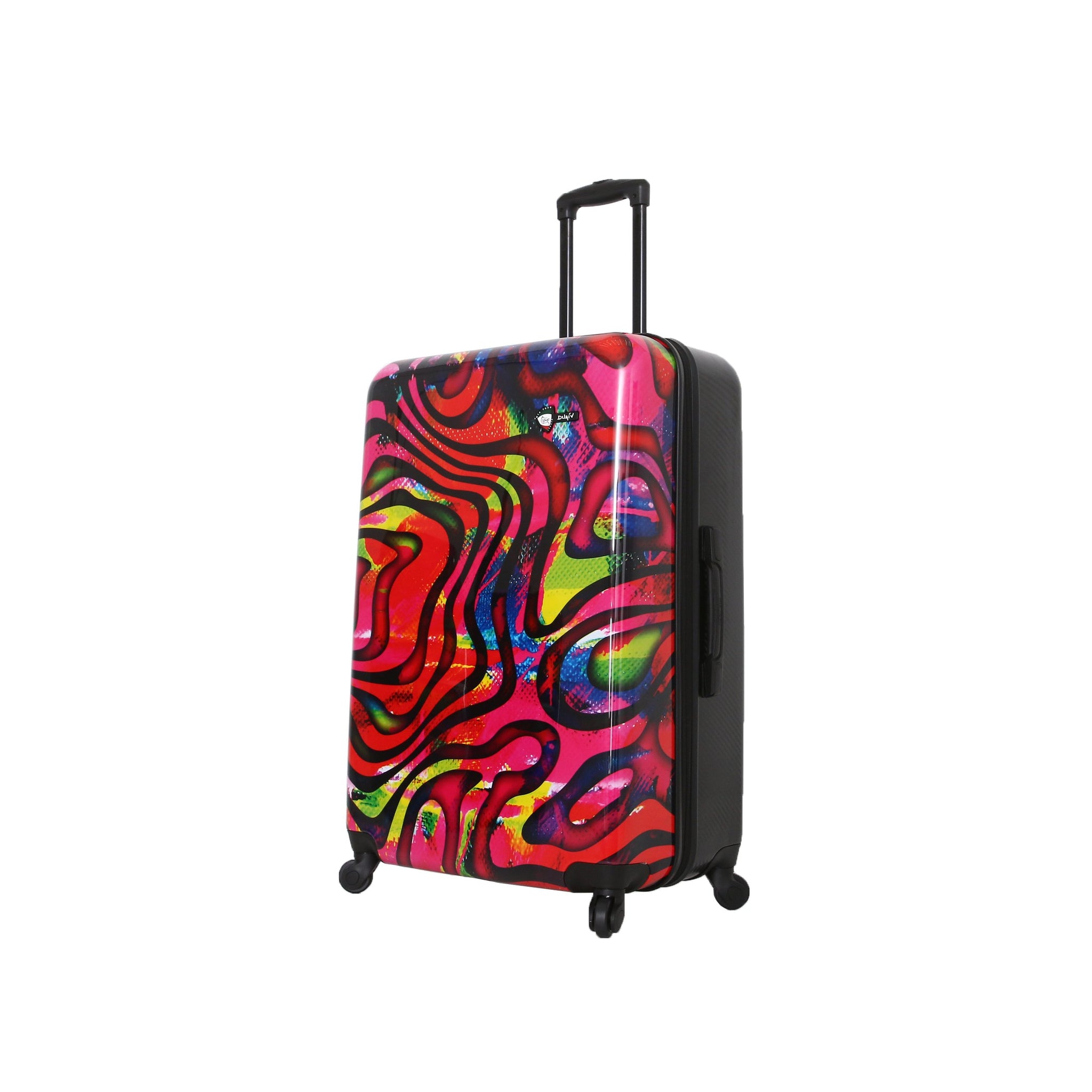 "Duaiv Zebre 28"" Spinner Luggage"