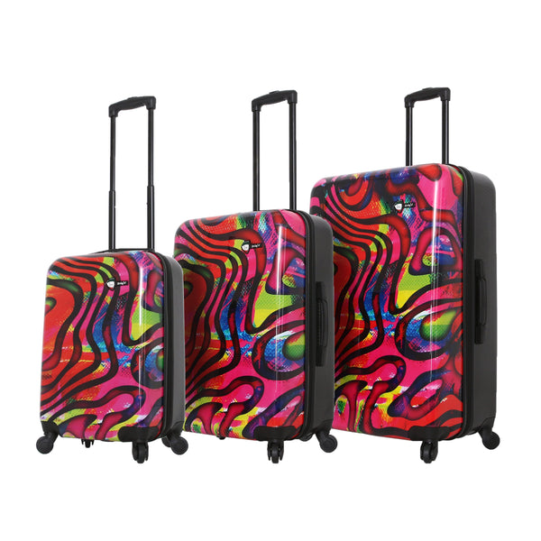 Duaiv Zebre Luggage Set (3 Pieces)