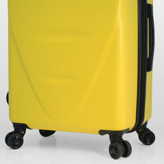 Fassa Hardside Spinner Luggage Set (3 Pieces)