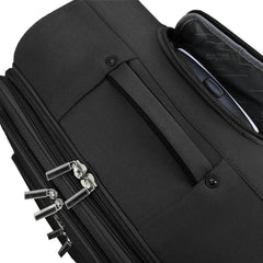 Leggero Softside Spinner Carry On Luggage