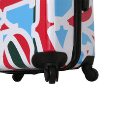 Love Collection Green Hardside Spinner Luggage (3 Pieces)