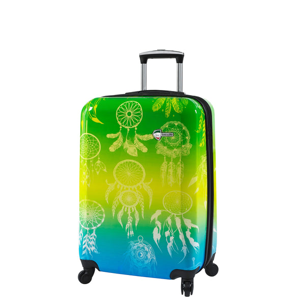 "Love This Life ""Dream Catcher"" Hardside Spinner Carry-on"