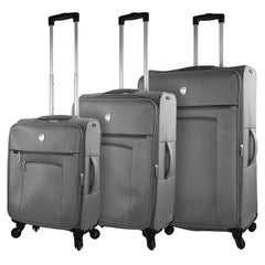 Mia Toro ITALY Adige Softside Spinner Luggage Set (3 Pieces)