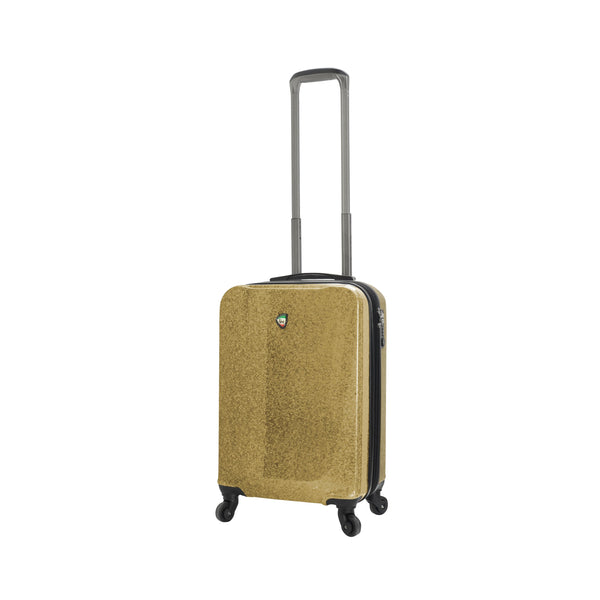 Mia Toro ITALY Caglio Hardside Spinner Luggage Carry-On Luggage