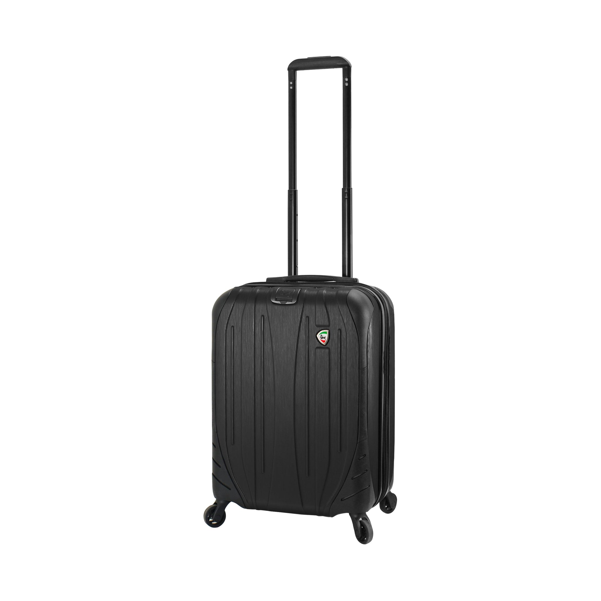 Mia Toro ITALY Ferro Hardside Spinner Carry-On	Luggage