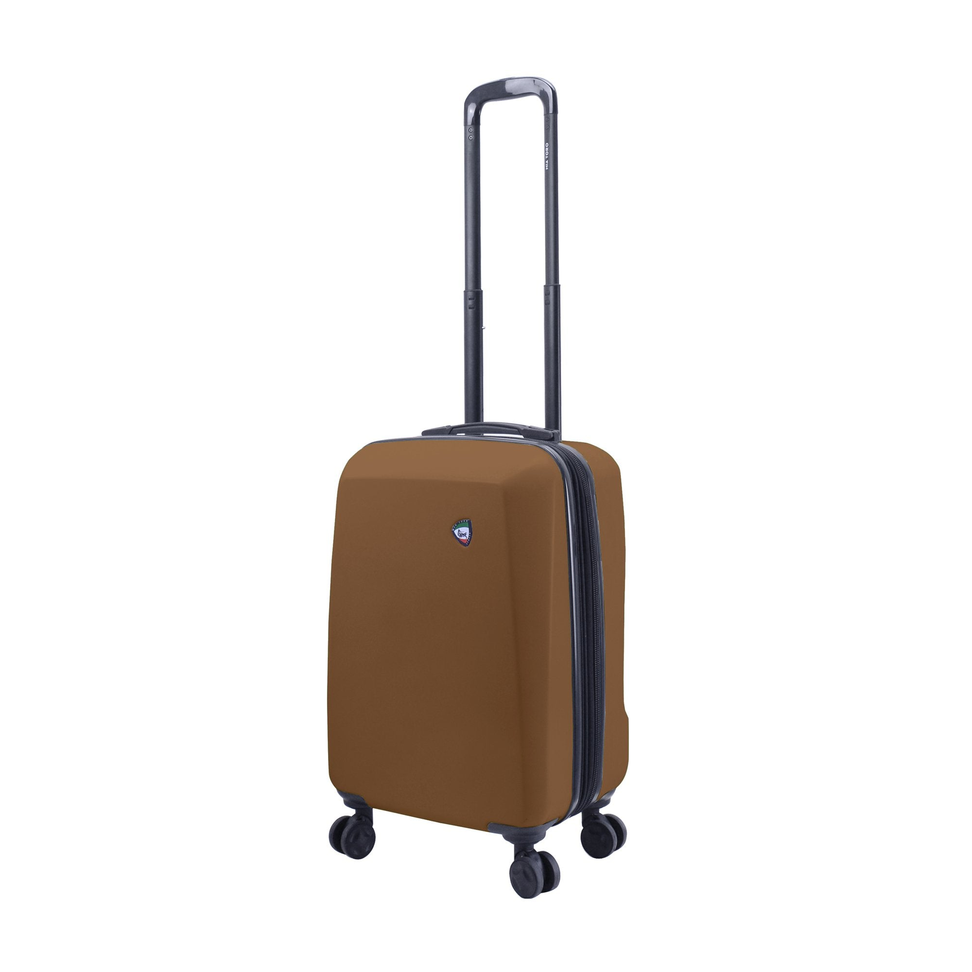 Mia Toro ITALY Gemma Hardside Spinner Carry-On