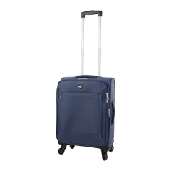 Mia Toro ITALY Idice Softside Carry On Spinner Luggage