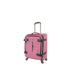 Mia Toro ITALY Ischia Softside Spinner Carry-On