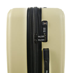 Mia Toro ITALY Lumina Hardside Spinner Luggage Set (3 Pieces)