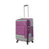Mia Toro ITALY Reka Softside 24'' Spinner Luggage