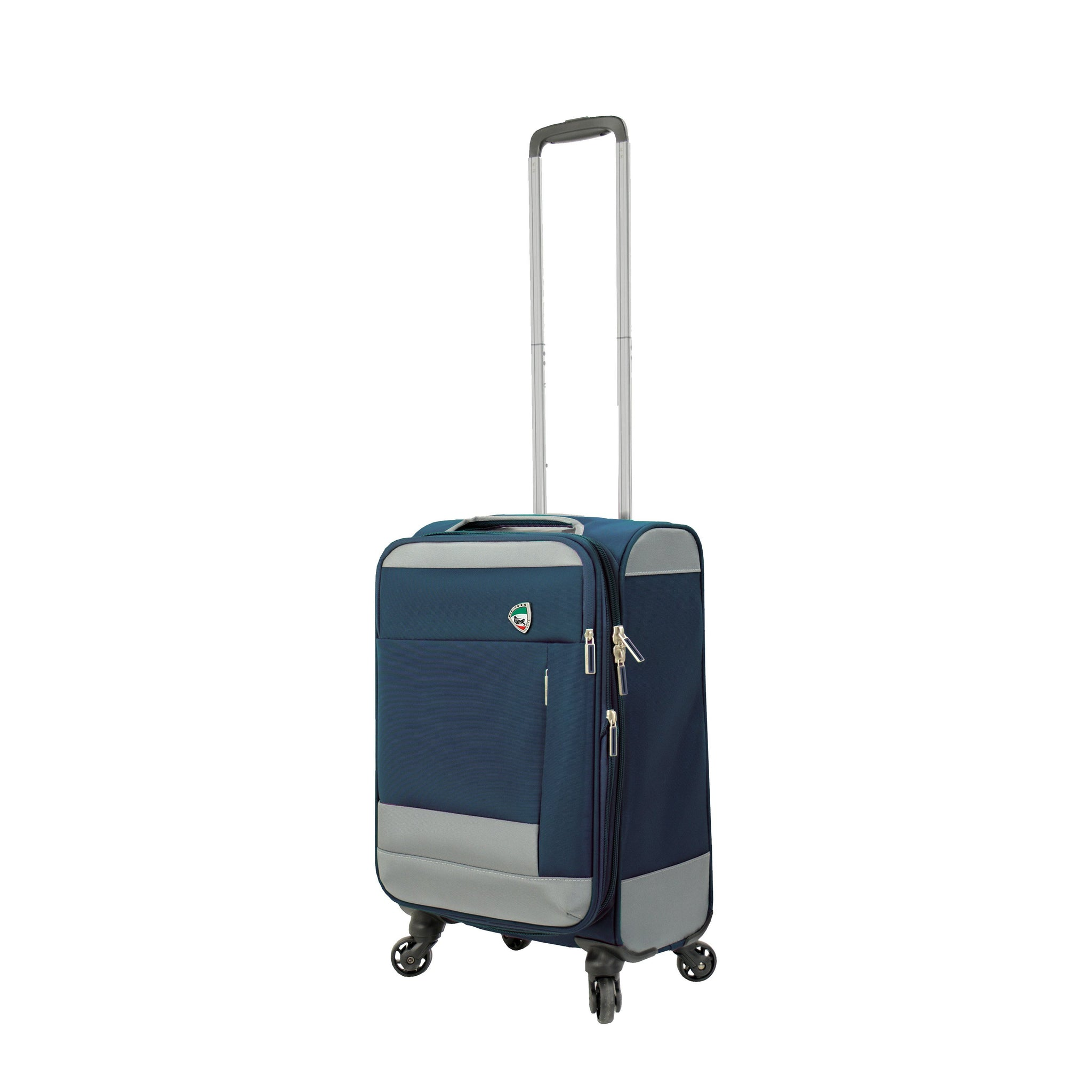 Mia Toro ITALY Reka Softside Spinner Carry-On Luggage