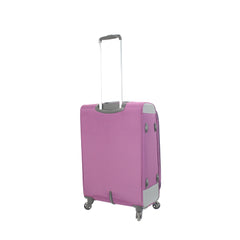 Mia Toro ITALY Reka Softside Spinner Luggage Set (3 Pieces)