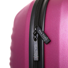 Mia Toro ITALY Swirl HardSide Spinner Carry-On