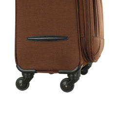 Mia Toro ITALY Tena Softside 24'' Spinner Luggage