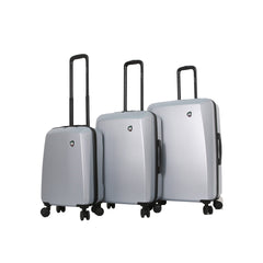 Mia Toro ITALY Torino Hardside Spinner Luggage 3PC Set