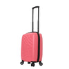 Mia Toro ITALY  Zebbra Jungle Hardside 20'' Spinner Carry-On