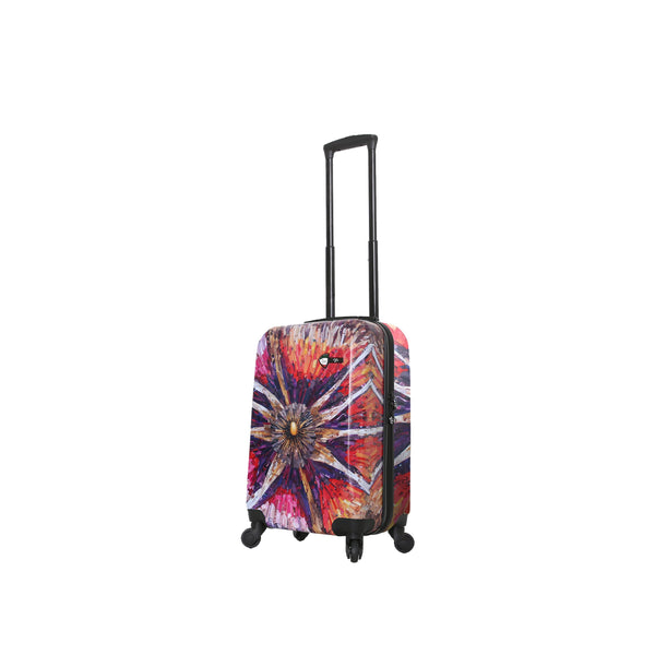 "Mia Toro Spider Eye 20"" Carry-On"