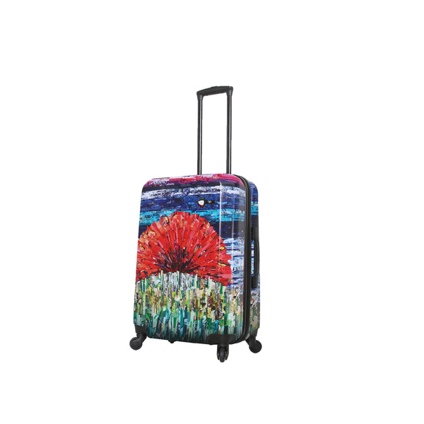 "Mia Toro Sunrise 24"" Hardside Spinner Luggage"