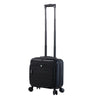 MIO Calcare ITALY Hardside Spinner 14 Inch Companion Bag