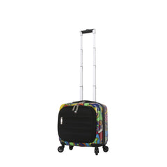 MIO Hamsa Multi Hardside Spinner 14 Inch Companion Bag