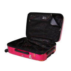 Mistico Hardside Spinner Luggage Set (3 Pieces)