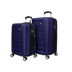Moderno Hardside Spinner Luggage 2PC Set
