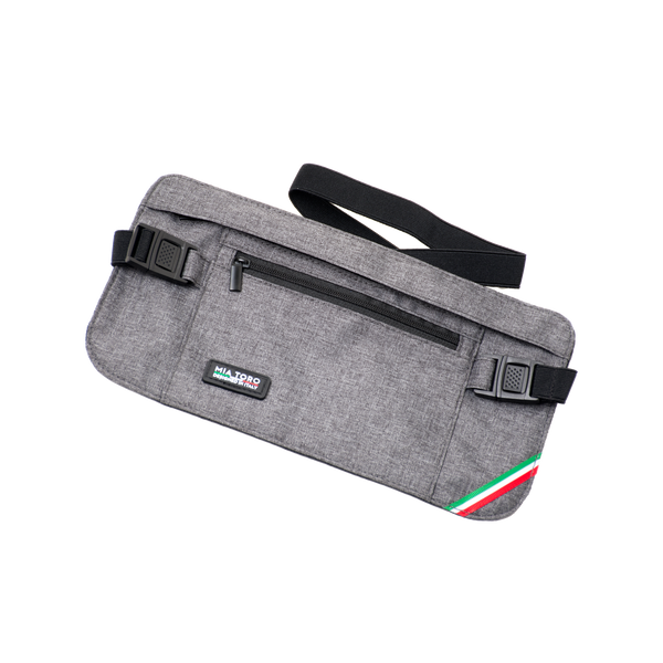 RFID Blocking Waist Wallet For Traveling