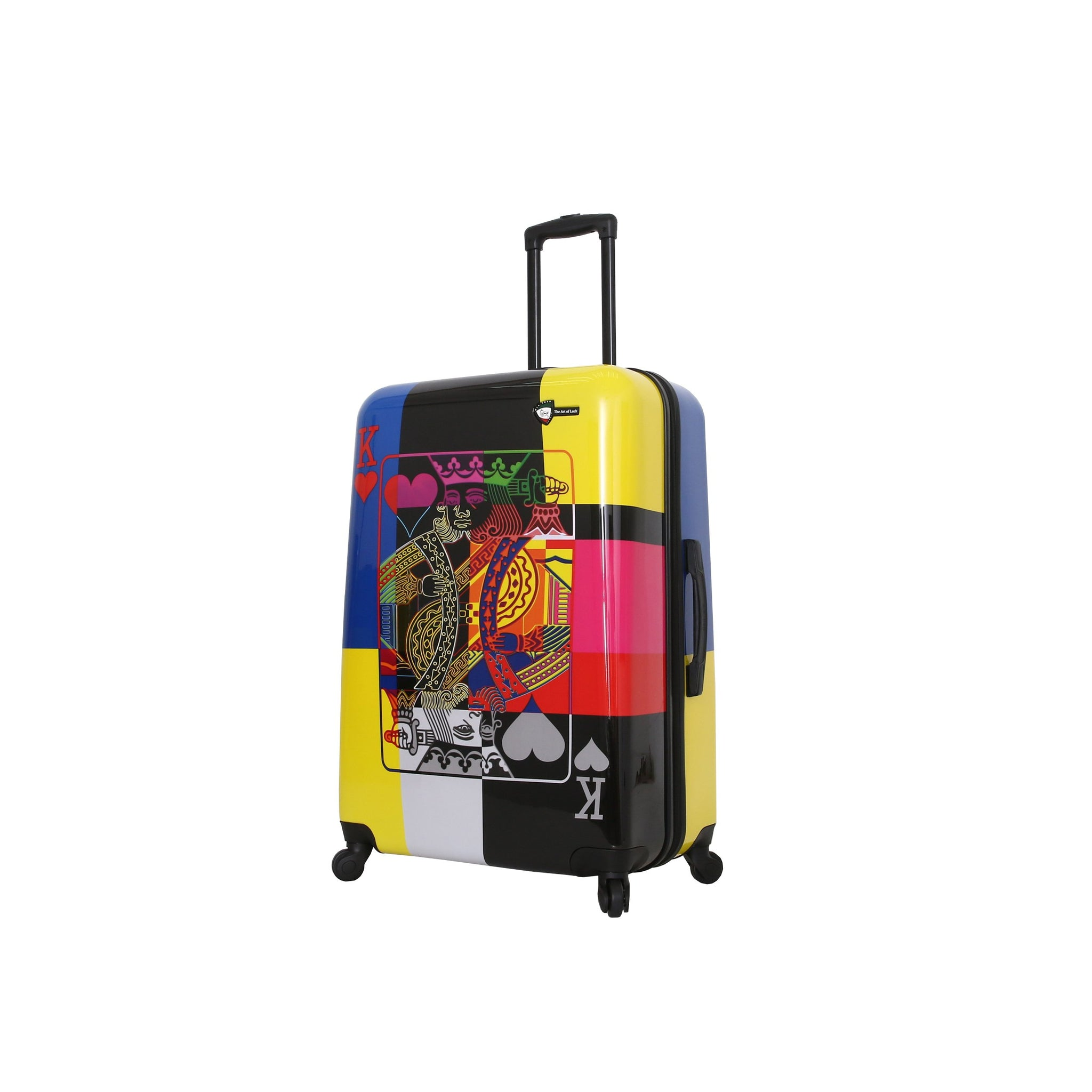 "The Art of Luck 28"" Luggage"