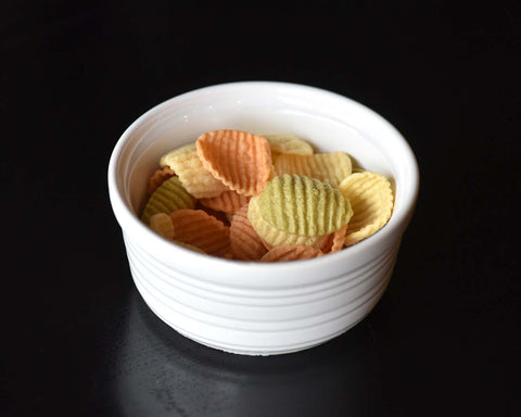veggie vegetable chips snack weightloss