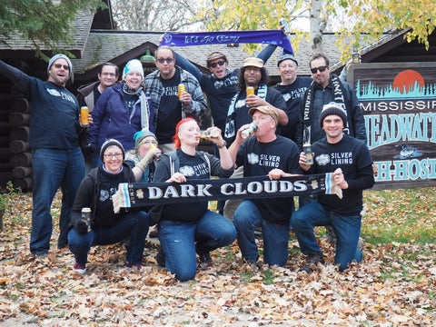 2018 Dark Clouds Lake Itasca Silver Lining Takeover - SATURDAY AND SUNDAY NIGHTS