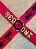 2021 Red Loons Membership Scarf (2020 Design)