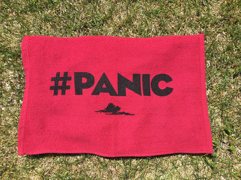 #PANIC Bar Towel