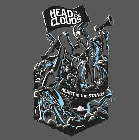 Head in the Clouds Baseball Shirt