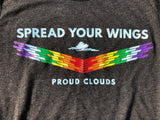 Spread Your Wings Pride Shirt