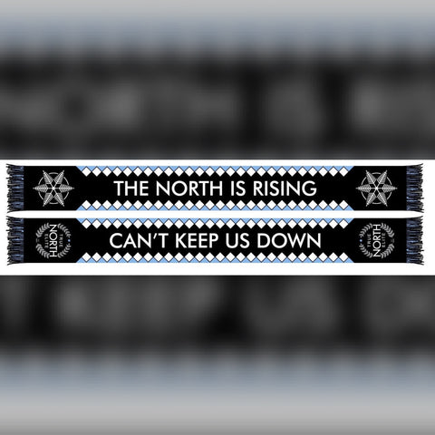 PRE ORDER: North is Rising Scarf