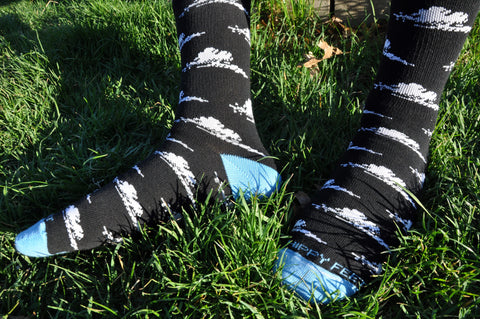 Dark Clouds Socks
