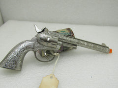 "Vintage Hubley Chief Toy Cap Gun, 7"", Model 216"