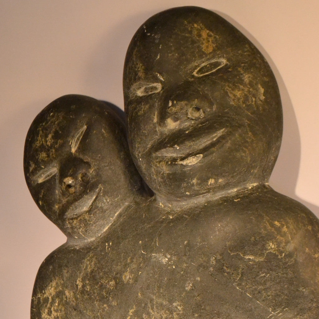 Two Headed Inuk - Museum inquiries only