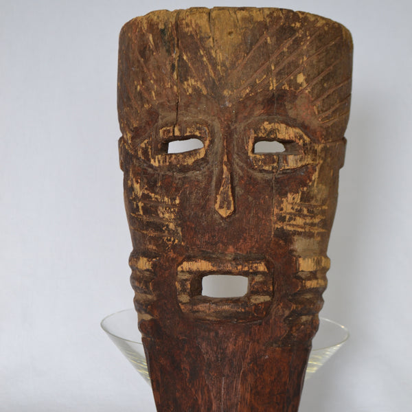 Primitive African Mask