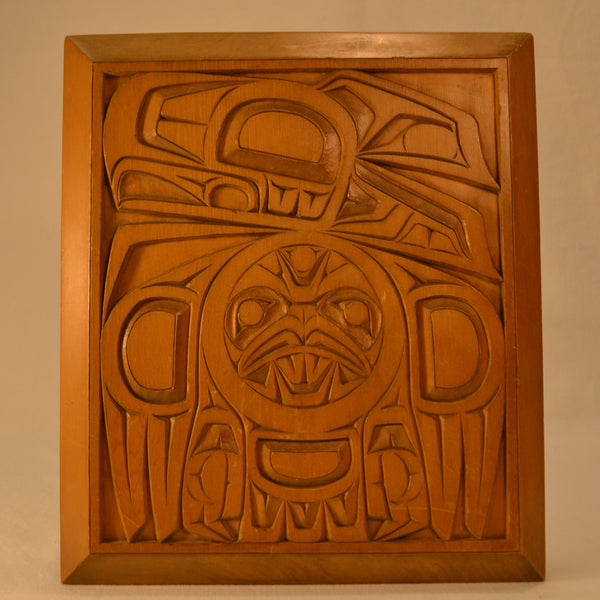 West Coast Relief Carving 1