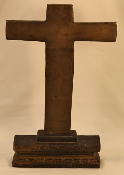 Antique Metal Cross