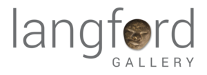Langford Gallery's logo