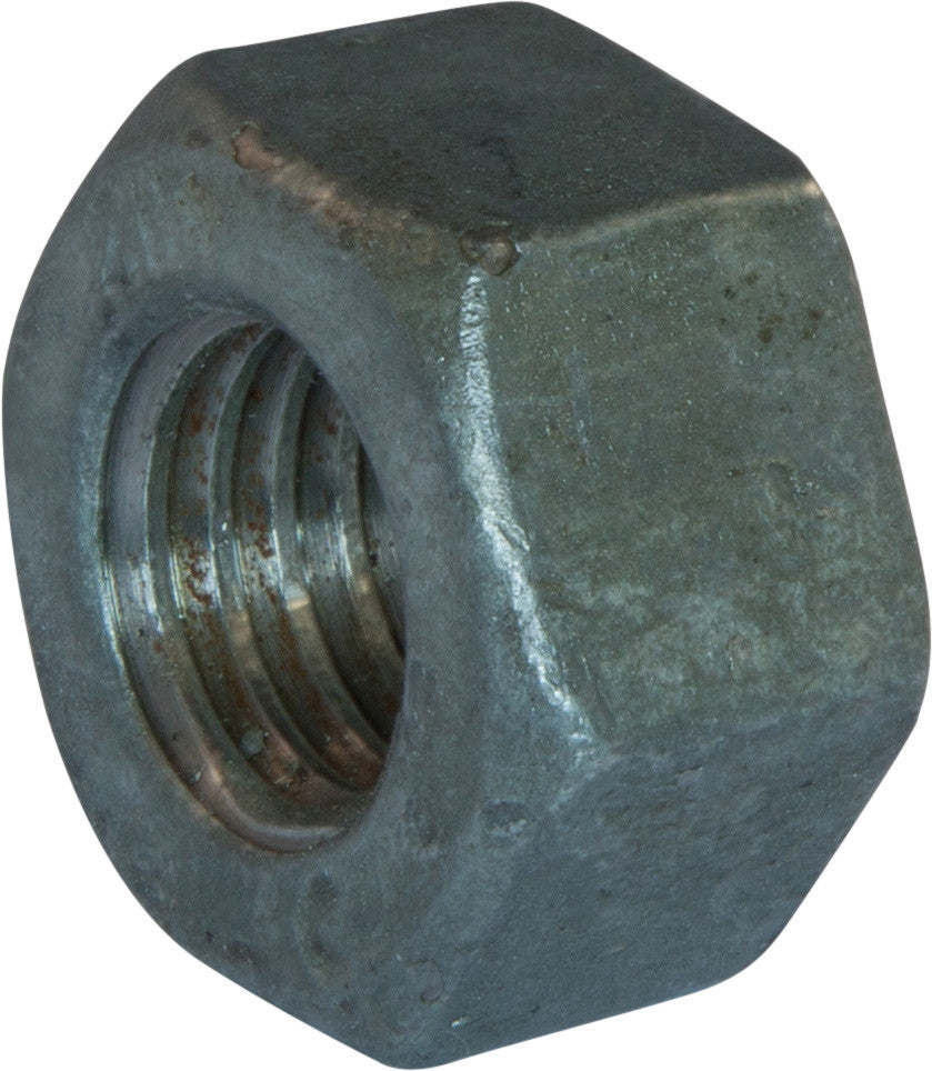 1/2-13 A194 2H Heavy Hex Nut Hot Dipped Galvanized - FMW Fasteners