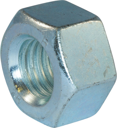 1-8 A194 2H Heavy Hex Nut Zinc Plated - FMW Fasteners