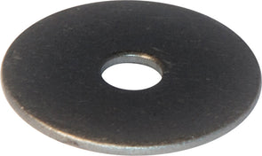 1/4 x 1 1/2 Fender Washer Plain - FMW Fasteners